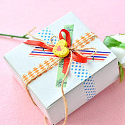 Lovely Gift Box with Cute Element